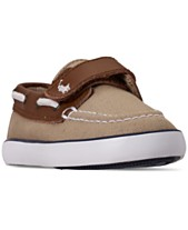 13d119c4b301 Polo Ralph Lauren Toddler Boys  Sander EZ Casual Sneakers from Finish Line