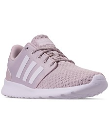 adidas Women's Cloudfoam QT Racer Casual Sneakers from Finish Line