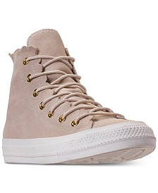 Converse Women's Chuck Taylor All Star High Top Frilly Thrills Casual Sneakers from Finish Line