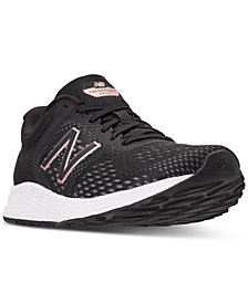 New Balance Women's Fresh Foam Arishi V2 Running Sneakers from Finish Line