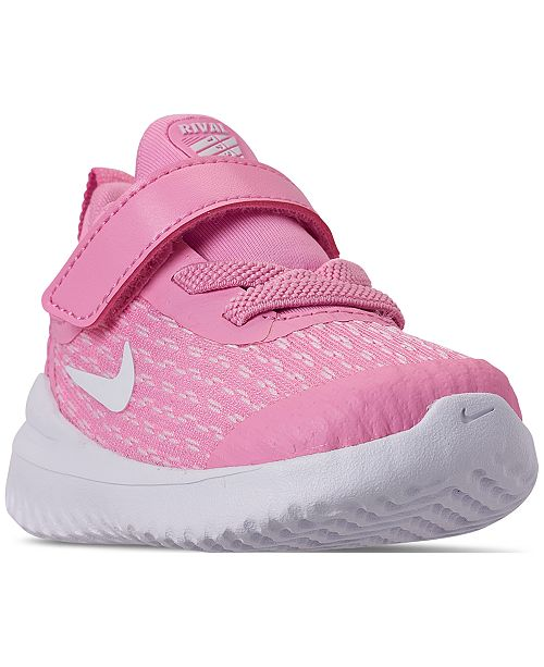 473b4c09 Nike Toddler Girls' Rival Running Sneakers from Finish Line ...