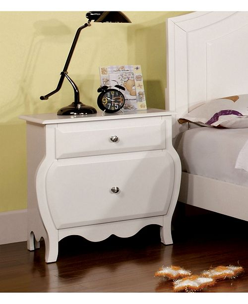 Furniture of America Palon Transitional Nightstand