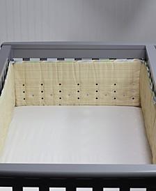 Nurture Open Air Vented Crib Liner