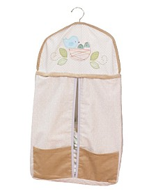 Nurture Nesting Owls Diaper Stacker