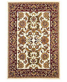 "KAS Cambridge Kashan 7'7"" Round Area Rug"