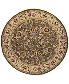 "Cambridge Kashan 7'7"" Round Area Rug"