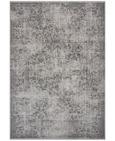 """CLOSEOUT! Reflections Vintage 7427 Gray 2'7"""" x 4'11"""" Area Rug"""