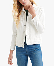 Lucky Brand Cotton Denim Jacket