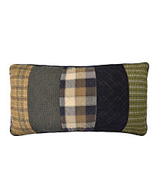 Forest Square Rectangle Decorative Pillow