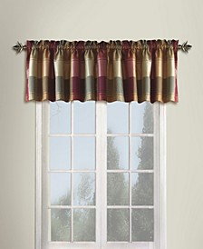 "Plaid 54"" X 18"" Valance"