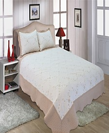 Dover Twin Quilt Set