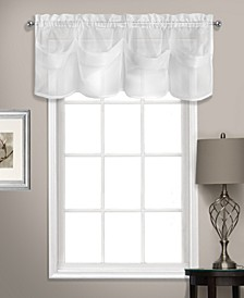 "Summit 56"" X 14"" Tuck Valance"