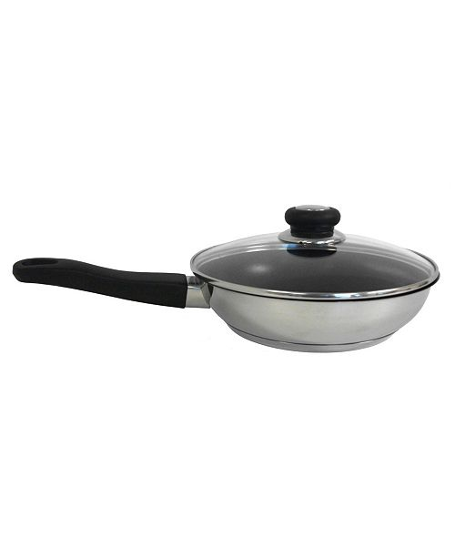 SPT Appliance Inc. SPT Fry Pan with Excalibur Coating