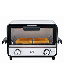 SPT Easy Grasp 2-Slice Countertop Toaster Oven