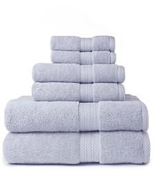 Hopewell 6 Piece Towel Set
