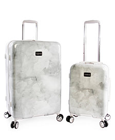 Bebe Lilah 2-Piece Luggage Set
