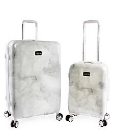 Bebe Lilah 2-Piece Luggage Set