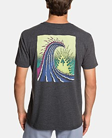 Quiksilver Men's Quik Solar Graphic T-Shirt