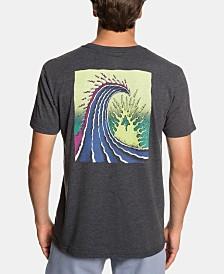 Quiksilver Men's Quik Solar Graphic T-Shirt