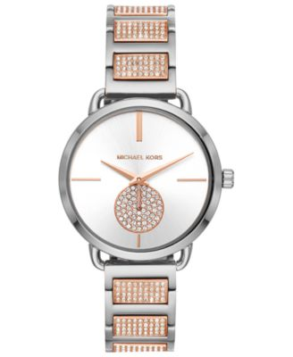 Women's Portia Two-Tone Stainless Steel Bracelet Watch 36mm