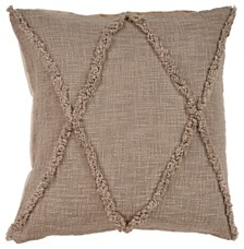 LR Home Understated Charm Throw Pillow