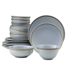 Over and Back Ridgemont 16Pc Dinnerware Set