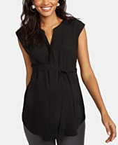 1402b29bbf29a Tops Maternity Clothes For The Stylish Mom - Macy's