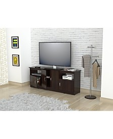 "Inval America Contemporary 60"" Flat-Screen TV Stand"