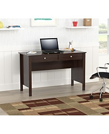 Inval America Raspect Writing Desk with 2 Drawers