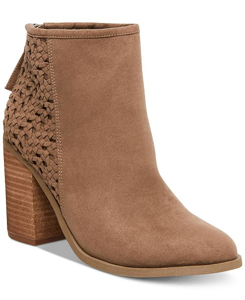 6620c04c2ae6 Madden Girl Emmiie Ankle Booties   Reviews - Boots - Shoes - Macy s