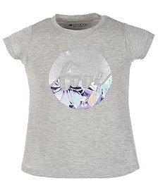 Ideology Little Girls Love-Print T-Shirt, Created for Macy's
