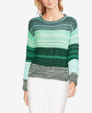 Vince Camuto Sweaters STRIPED SWEATER