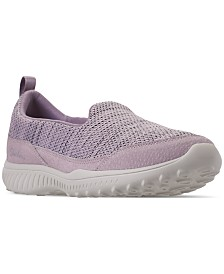 Skechers Women's Be-Light Slip-On Casual Sneakers from Finish Line
