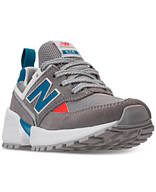 New Balance Little Girls' 574 v2 Casual Sneakers from Finish Line