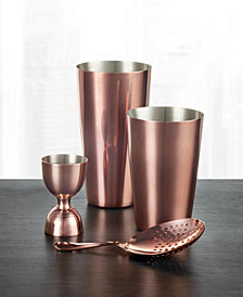 Hotel Collection Boston Shaker 4-Pc. Set, Created for Macy's