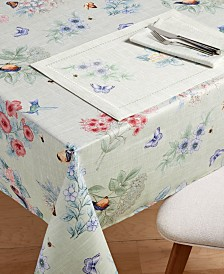 Lenox Butterfly Meadow Flutter Table Linen Collection