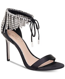 Jewel Badgley Mischka Darielle Evening Sandals