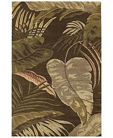 "Havana Rainforest 2'3"" x 8' Runner Area Rug"