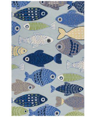 Sonesta Sea of Fish 2010 Light Blue 7'6