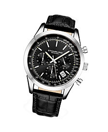 Stuhrling Original Men's Quartz Chronograph Date Watch