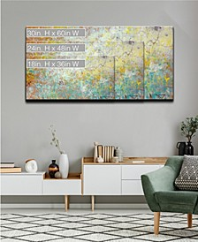 Inspiration Abstract Canvas Wall Art Collection