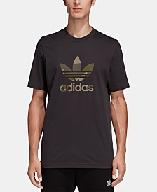 adidas Men's Originals Print-Logo T-Shirt