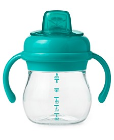 Tot Transitions Soft Spout Sippy Cup With Removable Handles, 6-oz.