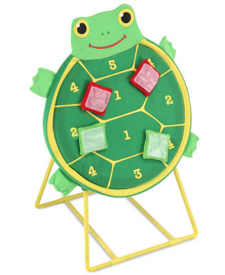 Melissa And Doug Kids Toy Tootle Turtle Target Game