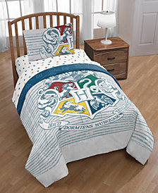 Warner Bros. Harry Potter Witchcraft and Wizardry Twin Bed in a Bag