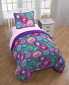 Nickelodeon Dream Twin/Full Quilt