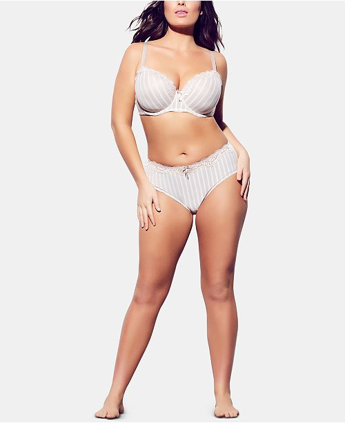 da69d5b5350 City Chic Trendy Plus Size Fifi Balconette Bra   Reviews - Women ...