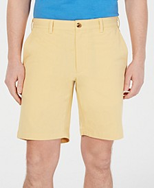 """Men's Regular-Fit 9"""" 4-Way Stretch Shorts, Created for Macy's"""
