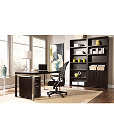 CLOSEOUT! Stockholm Home Office Furniture Collection, Created for Macy's