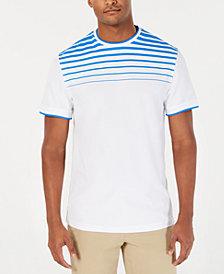 Club Room Men's Gradient Stripe T-Shirt, Created for Macy's